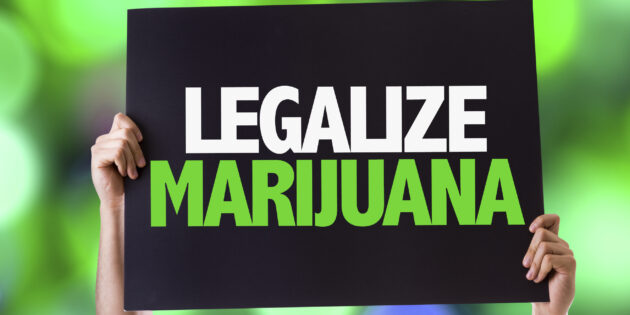 Legalisera cannabis